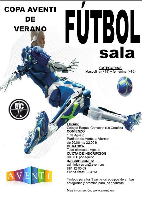 Copa Verano Futbol Sala